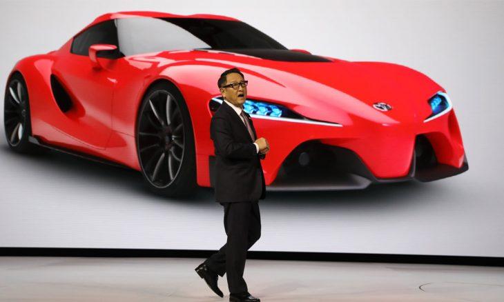 Toyota estreia bateria de estado sólido em 2021 | Green Future-AutoMagazine ...