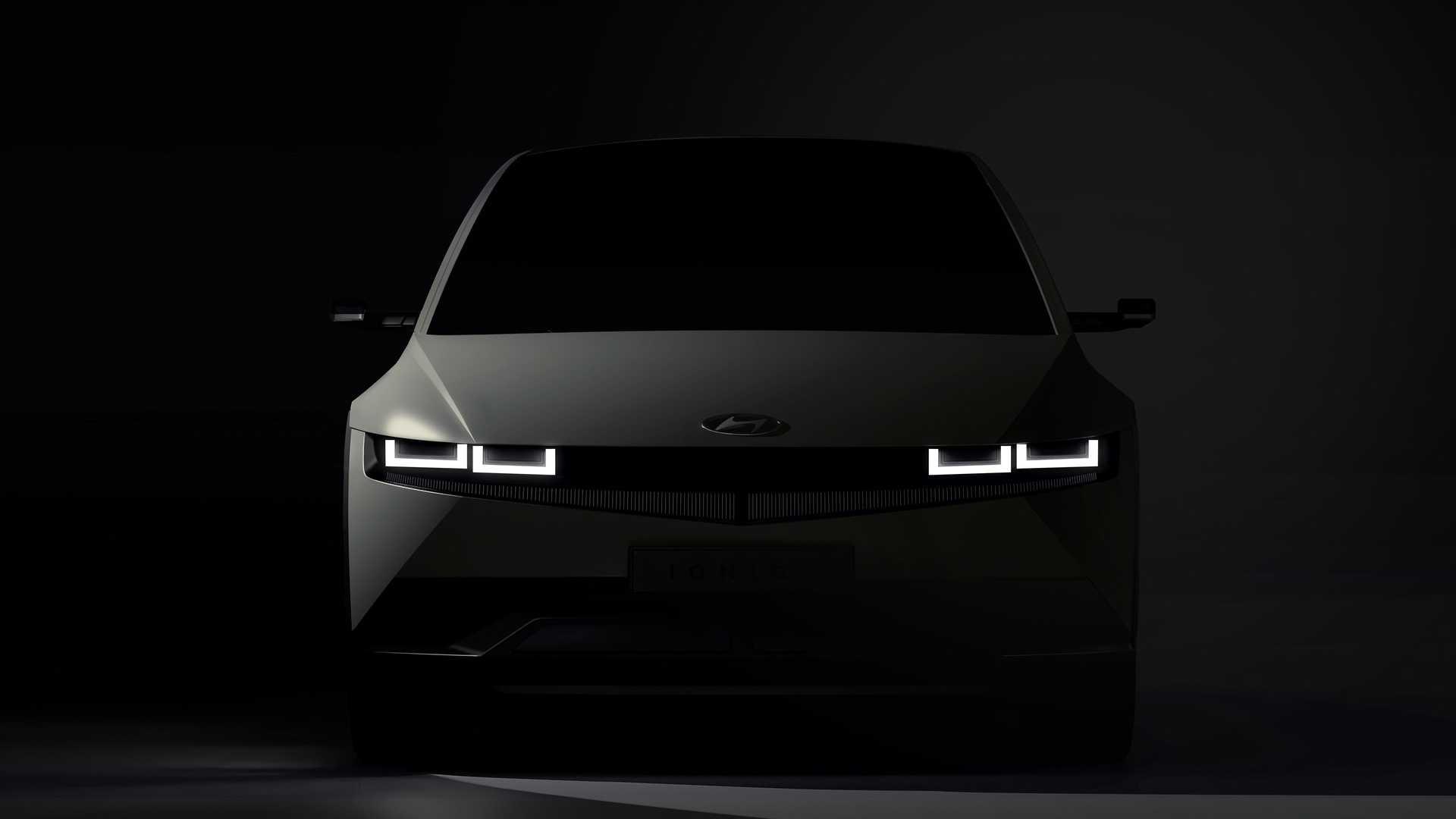 Hyundai Ioniq 5 revelado a 23 de fevereiro ...