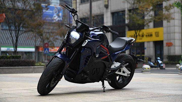 """TS Bravo: A mota elétrica """"low cost"""" que custa """"apenas"""" ..."""