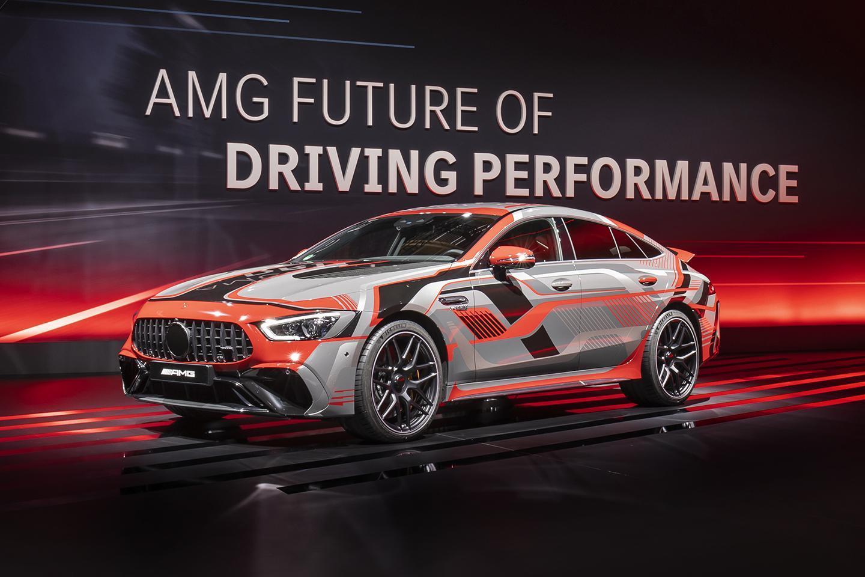 Mercedes-AMG confirma híbrido V8 de 804 cv ...