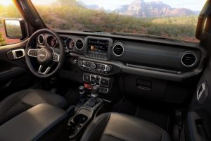 Wrangler 4xe. Híbrido plug-in do icónico Jeep já pode ser encomendado ...