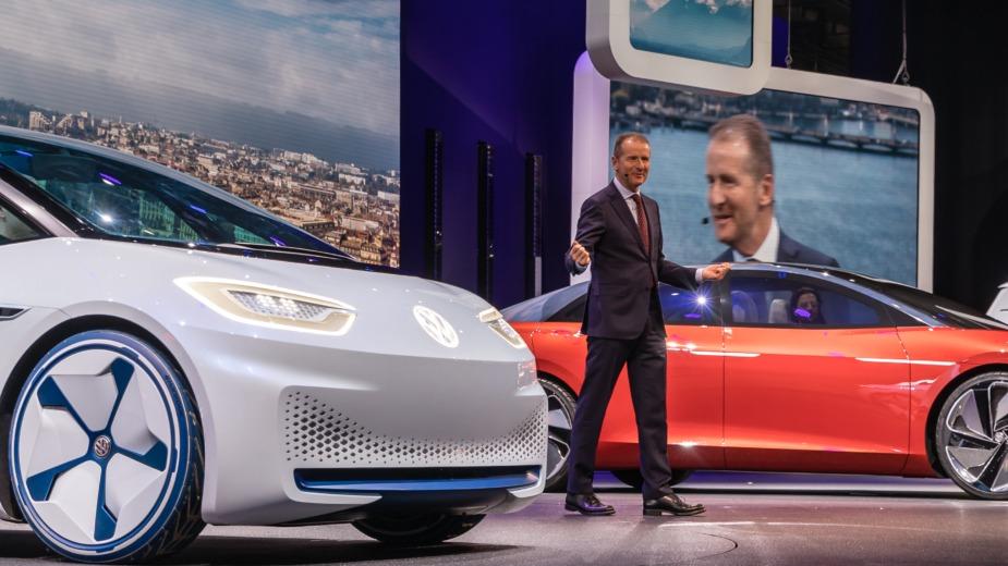 "Veículos ""fuel cell"" a hidrogénio são o futuro? Para Herbert Dies ..."