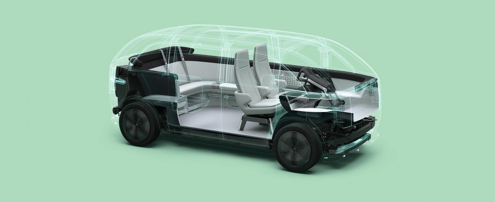 Exame Informática | Os veículos elétricos futuristas da Canoo já podem ser r ...